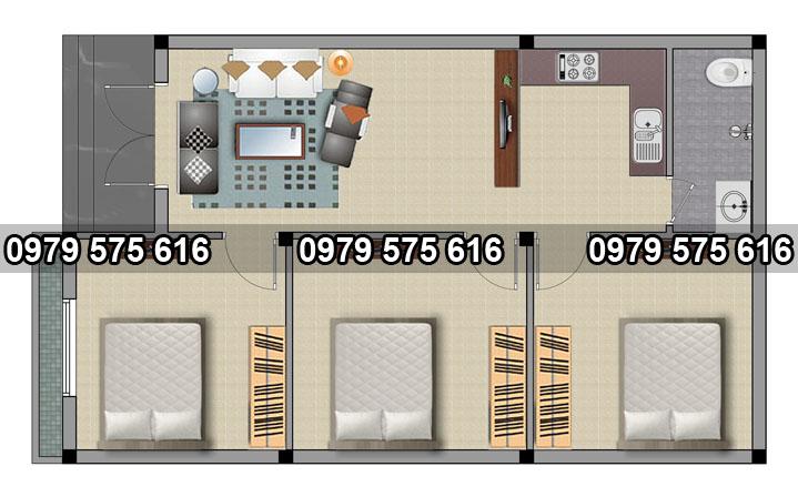tổng hợp các mẫu thiết kế nhà cấp 4 đẹp3