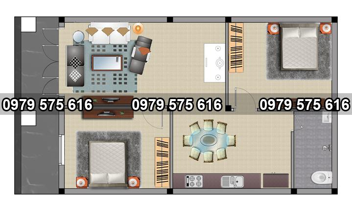 tổng hợp các mẫu thiết kế nhà cấp 4 đẹp4